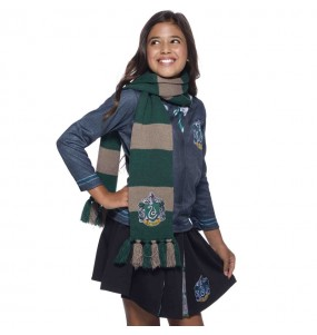 Cachecol Slytherin Deluxe