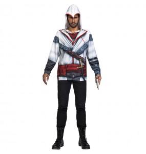 Disfarce Nikolaï Orelov Assassin's Creed adulto divertidíssimo para qualquer ocasião