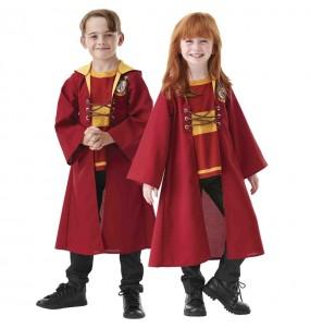 Manto Quidditch Harry Potter para meninos