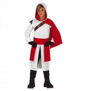 Disfarce Ezio Auditore de Assassin's Creed menino para deixar voar a sua imagina??o