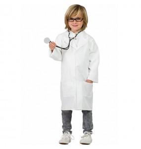 Disfarce Bata Doutor menino para deixar voar a sua imaginação