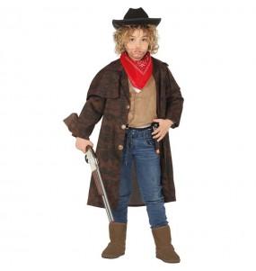 Disfarce Casaco de cowboy menino para deixar voar a sua imaginação
