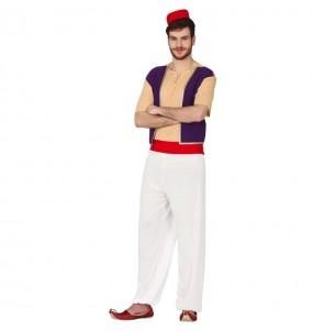 Fato de Aladdin para homem