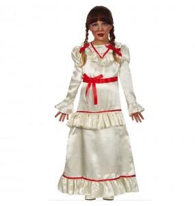 Fato de Annabelle para menina