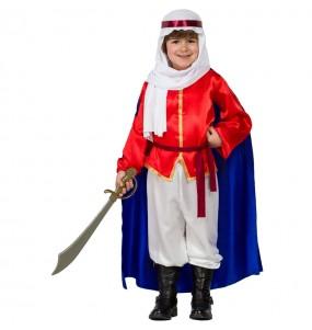 Disfarce Árabe Beduíno menino para deixar voar a sua imaginação