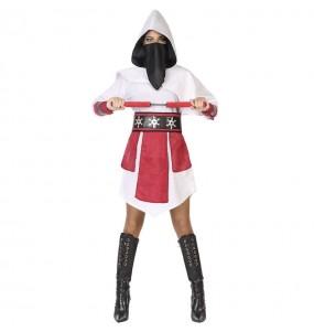 Fato de Assassin's Creed Ezio para mulher