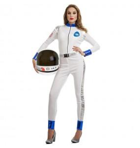 Fato de Astronauta para mulher