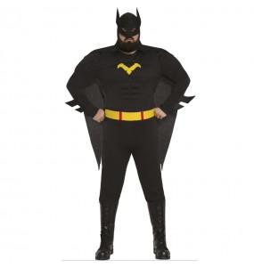 Disfarce Batman Morcego adulto divertidíssimo para qualquer ocasião