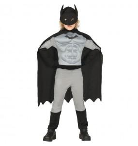 Disfarce Super Herói Batman menino para deixar voar a sua imaginação