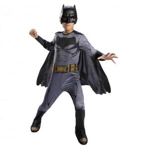 Disfarce Batman Justice League menino para deixar voar a sua imagina??o