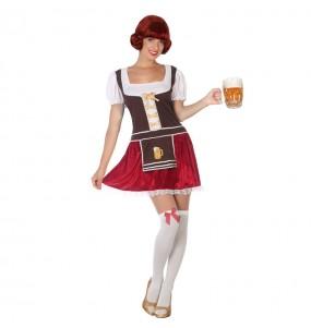 Disfarce original Alemanha Oktoberfest mulher ao melhor preço