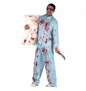 Fato de Bebé zombie adulto para a noite de Halloween
