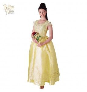 Disfarce original Princesa Bela Disney mulher ao melhor preço