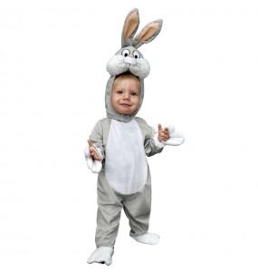 Fato de Bugs Bunny para bebé