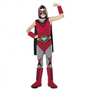 Fato de Luta Wrestling para menino