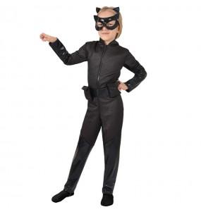 Fato de Catwoman classic para menina