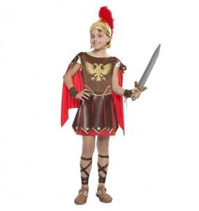 Fato de Centurião romano para menino