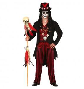 Fato de Xamã Voodoo para homem