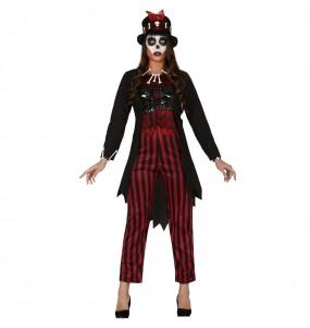 Fato de Xamã Voodoo para mulher