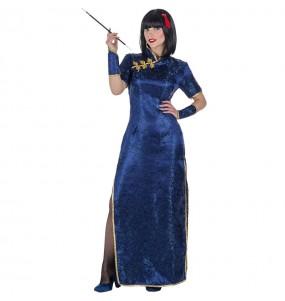 Disfarce original Chinesa Qipao mulher ao melhor preço