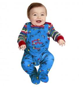 Fato de Chucky para bebé