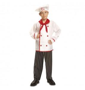 Disfarce Cozinheiro Masterchef menino para deixar voar a sua imaginação