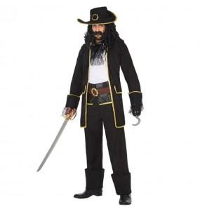 Disfarce Pirata Corsário adulto divertidíssimo para qualquer ocasião