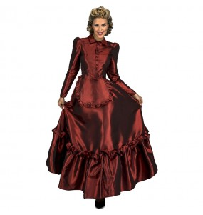 Disfarce original Dama do Oeste Westworld mulher ao melhor preço