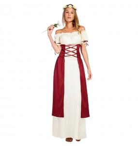 Disfarce original Lady Medieval Gadea mulher ao melhor preço