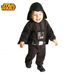 Disfarce Darth Vader beb? para deixar voar a sua imagina??o