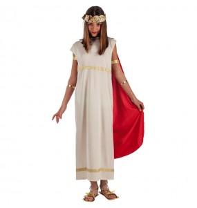 Disfarce Deusa Grega Olimpo menina para que eles sejam com quem sempre sonharam