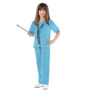 Fato de Doutora para menina