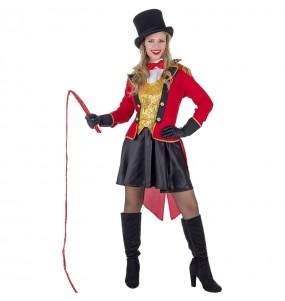 Disfarce original Domadora Circo mulher ao melhor preço