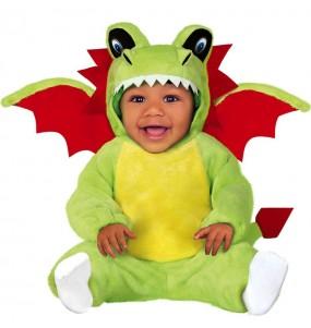 Disfarce Dragão alado bebé para deixar voar a sua imaginação