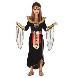 Disfarce Egípcia Preta menina para que eles sejam com quem sempre sonharam