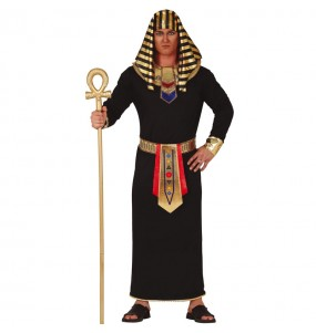Disfarce Egípcio Preto adulto divertidíssimo para qualquer ocasião