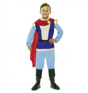 Fato de O Principezinho para menino