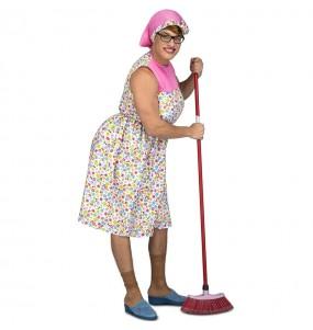 Disfarce Vizinha Dona Florinda adulto divertidíssimo para qualquer ocasião