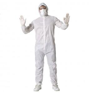Fato de EPI Pandemia para adulto
