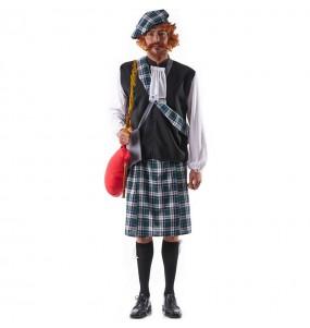 Disfarce Celta Escocês adulto divertidíssimo para qualquer ocasião