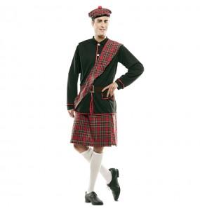 Disfarce Escocês Clássico adulto divertidíssimo para qualquer ocasião