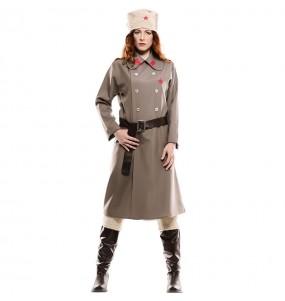 Disfarce original Espia Russa mulher ao melhor preço
