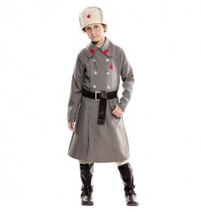Disfarce Espião Russo menino para deixar voar a sua imaginação
