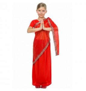Disfarce Estrela Bollywood menina para que eles sejam com quem sempre sonharam