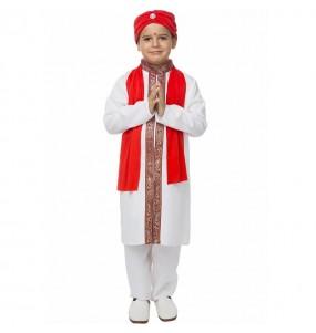 Disfarce Estrela Bollywood menino para deixar voar a sua imaginação