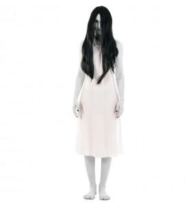 Fato de Fantasma The Ring para mulher