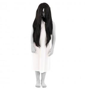 Fato de Fantasma The Ring para menina