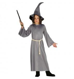 Fato de Gandalf para menino