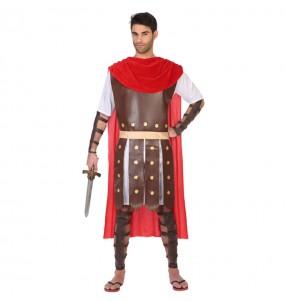 Disfarce Gladiador Romano adulto divertidíssimo para qualquer ocasião