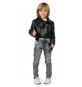 Fato de Grease John Travolta para menino